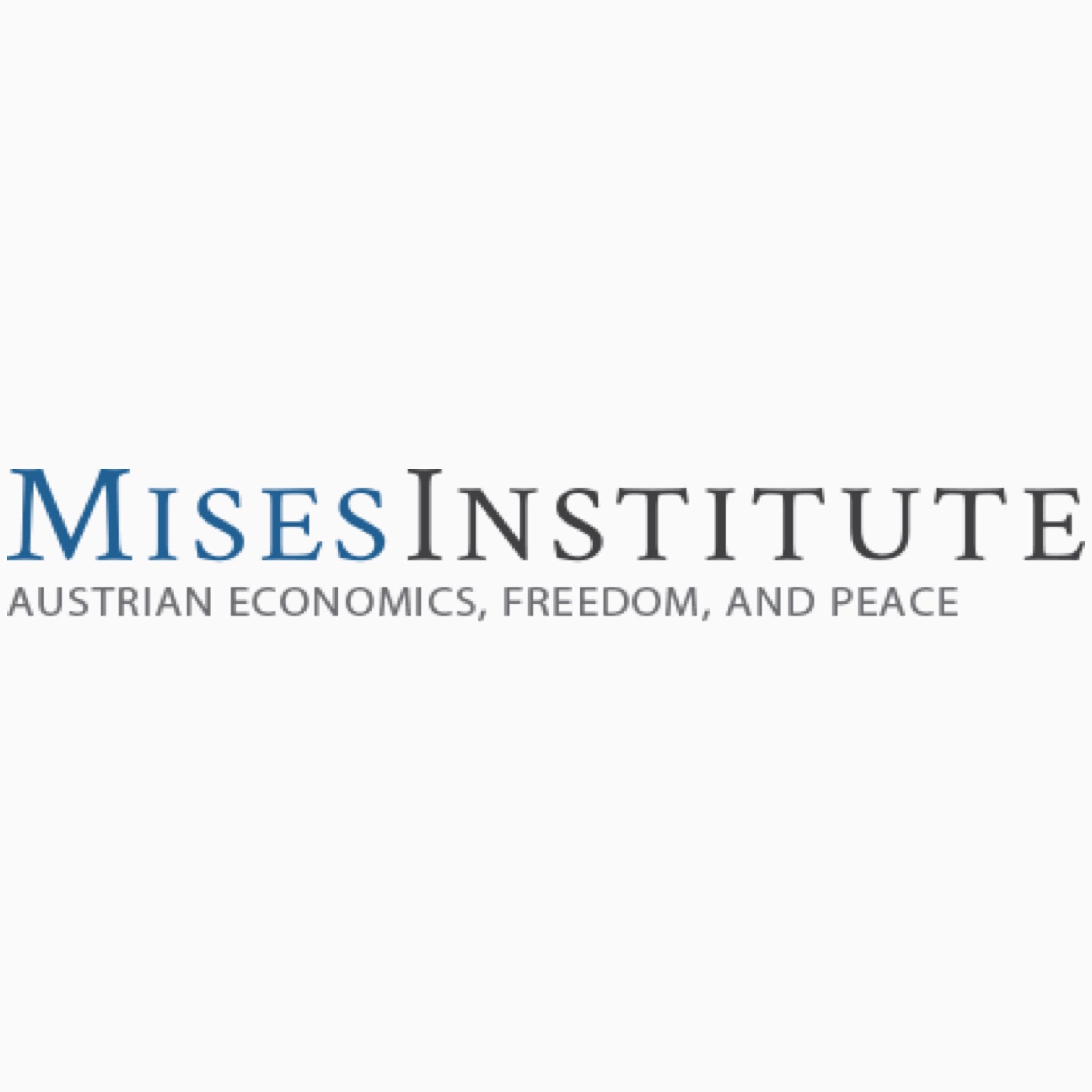 Mises Audio Books Podcast Logo
